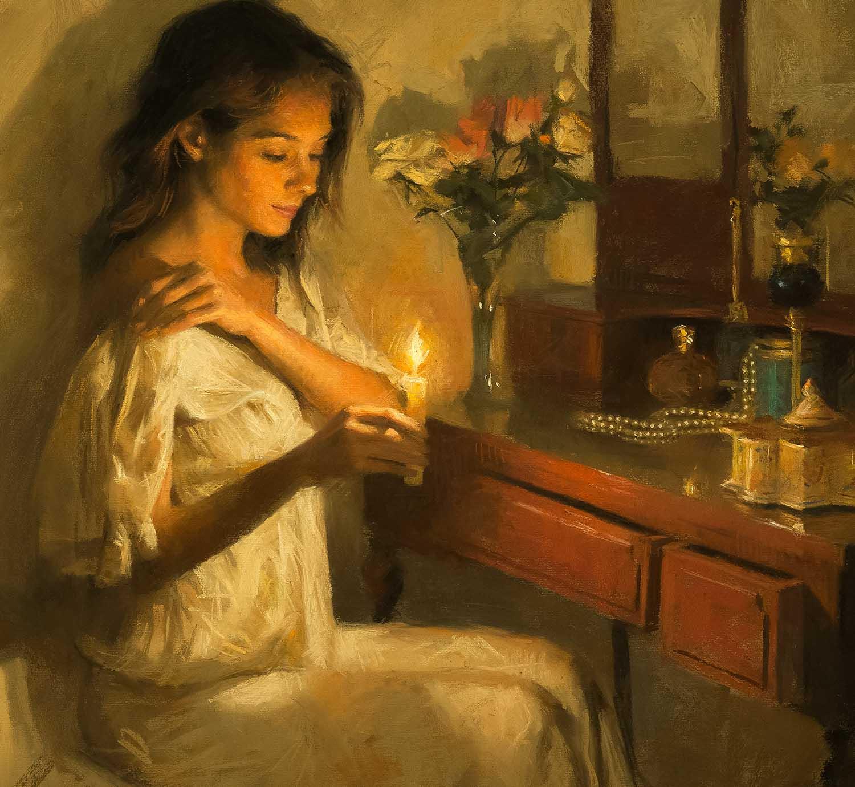 Glow, Vicente Romero