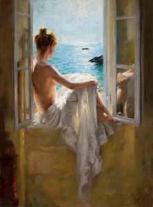Quiet Reflection,