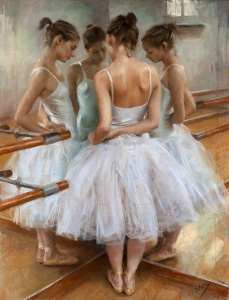 Reflections of a Dancer,