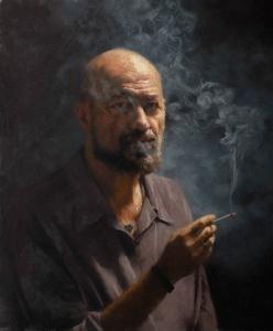 Self Portrait,