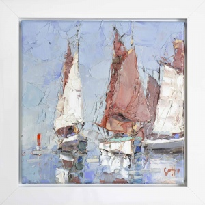 Sailing Study IV,