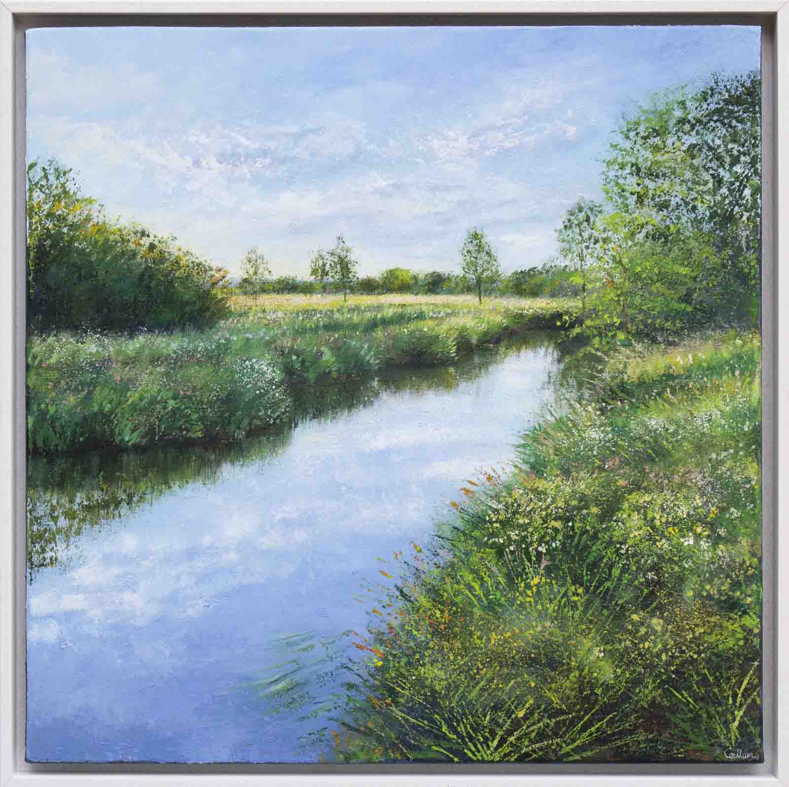 Spring On The Rother, Grace Ellen