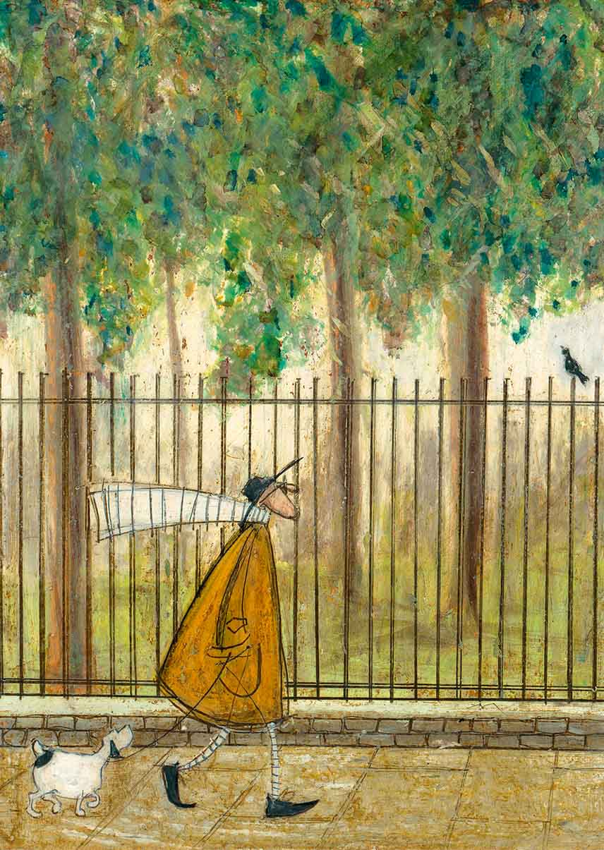 Smells Like Summer, Sam Toft
