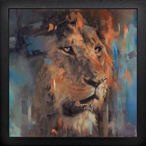 Panthera Leo,