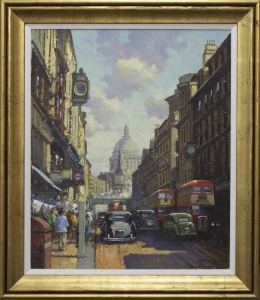 Fleet Street, London,