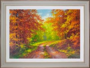 Autumnal Walk,