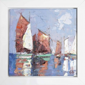 Sailing Study III,