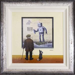 Pranksy – Robot Art,