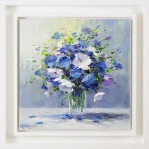 Blue Bouquet,