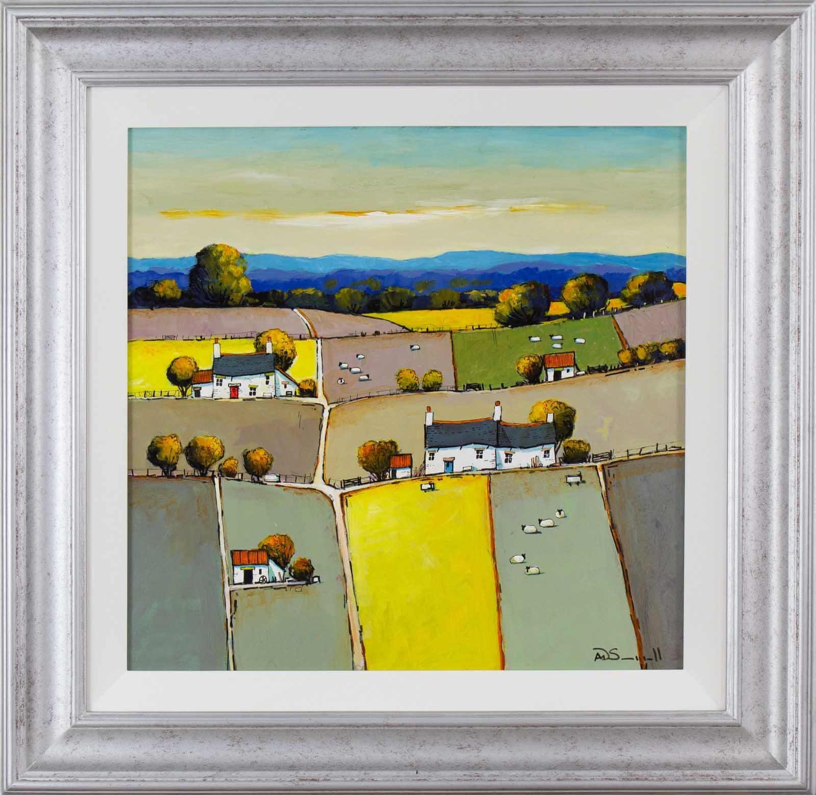 Sunshine Yellow, Alan Smith