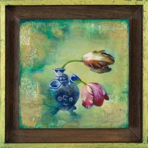 Antique Tulips,