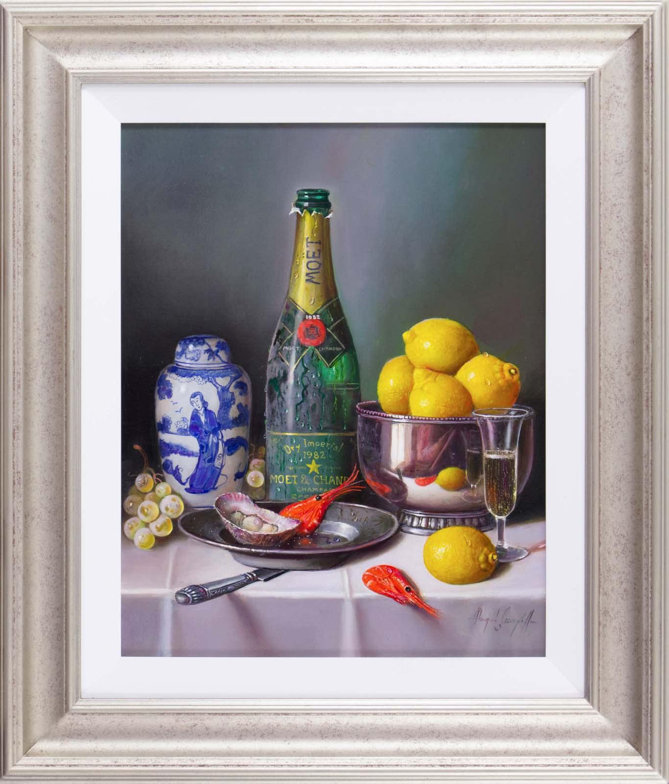 Opulent Dining, Raymond Campbell