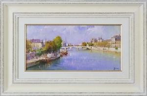 La Seine,