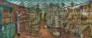 Victorian Greenhouse,