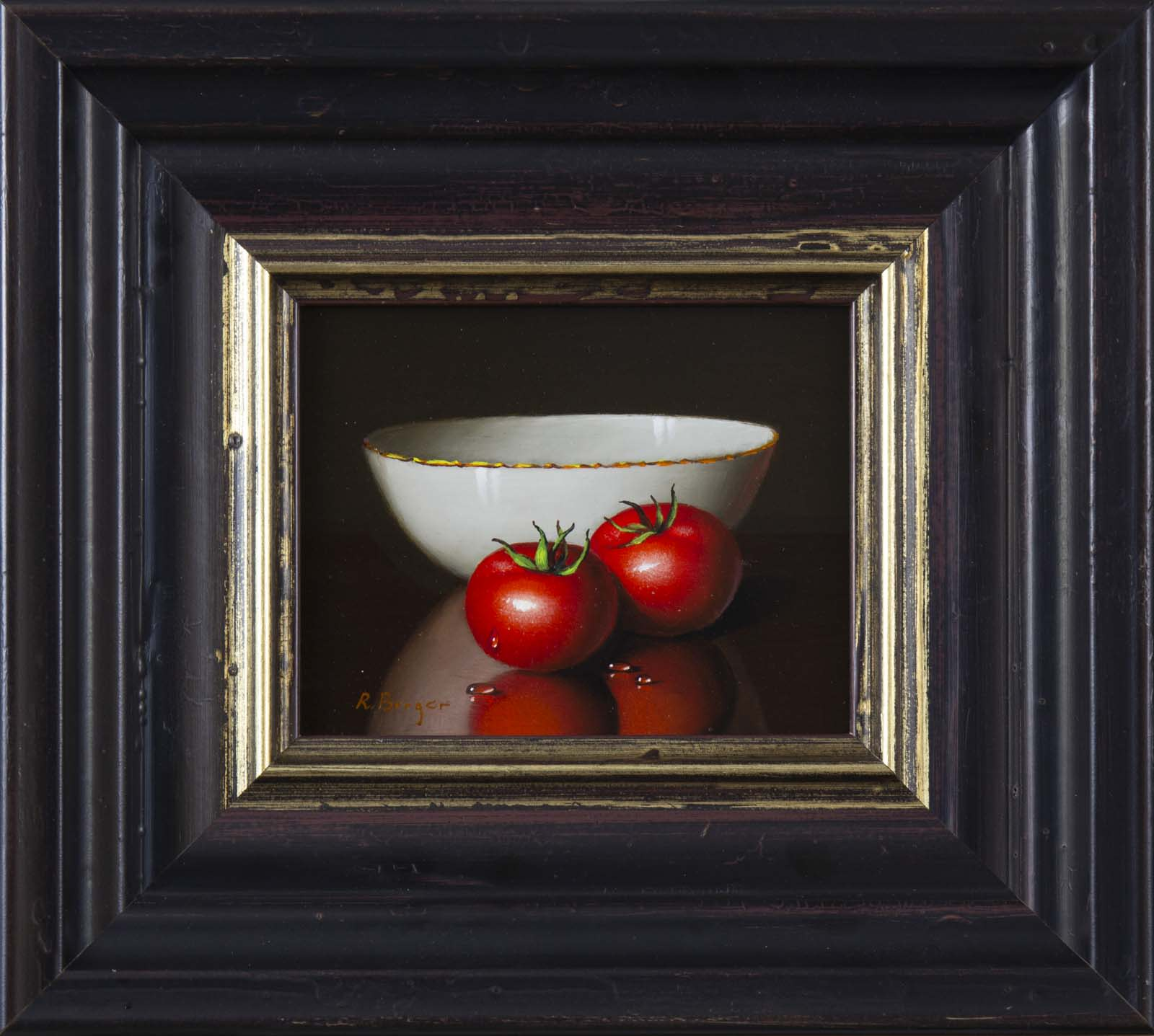 Two Tomatoes, Ronald Berger