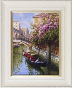 Spring in Venice,