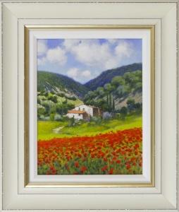 Italian Hillside,