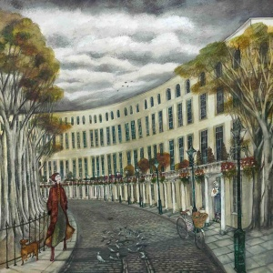 The Royal Crescent,
