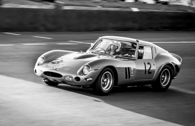 Ferrari 250 GTO, Alex Sanderson