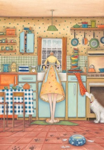 Another Kitchen Sink Drama,