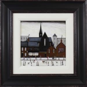 The Town Church,