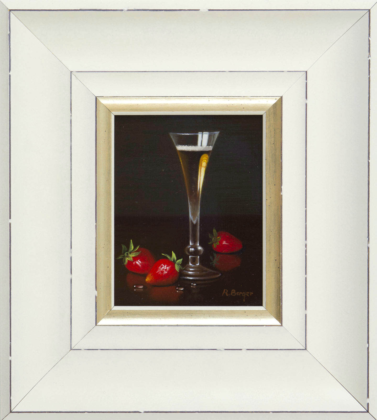Strawberries & Champagne, Ronald Berger