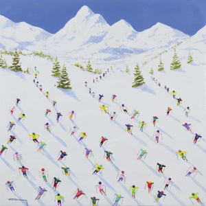Downhill Run,