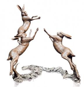 Moon Dance, Hares,