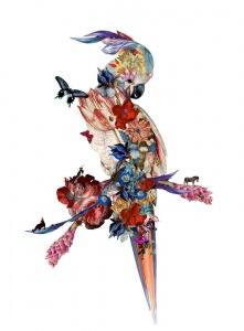 The Flower House Lear II,