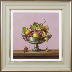 Grapes And Pears,