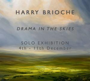 Harry Brioche Exhibition,
