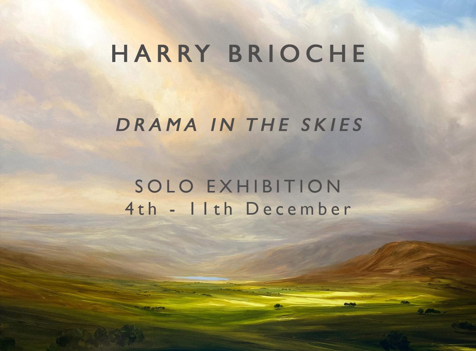 Harry Brioche Exhibition
