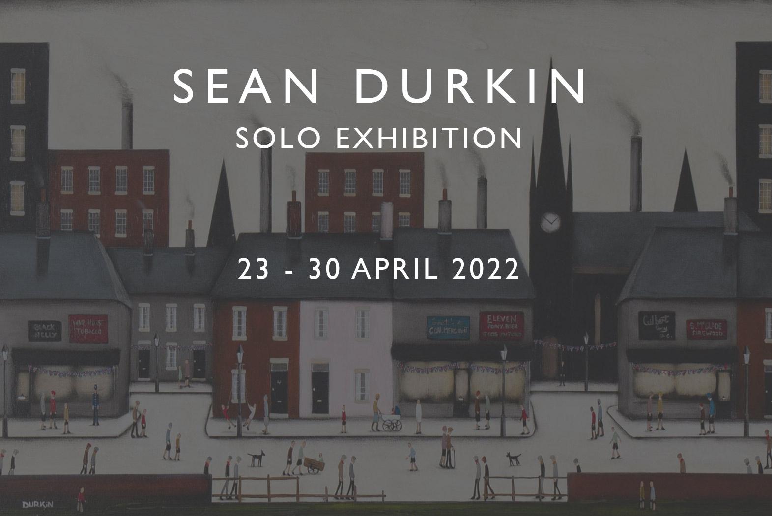 Sean Durkin Exhibition